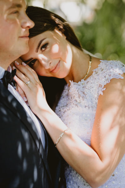 Ślub  Oli i Pawła