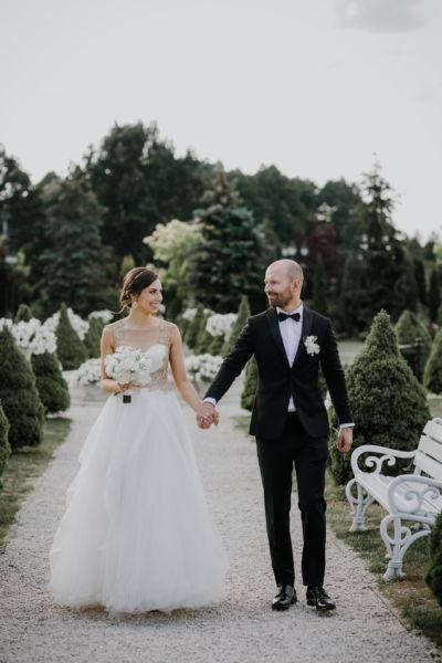Ślub Justyny i Pawła