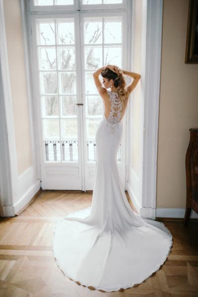 Magazyn Moda Ślub  – Pałac w Jabłonnej